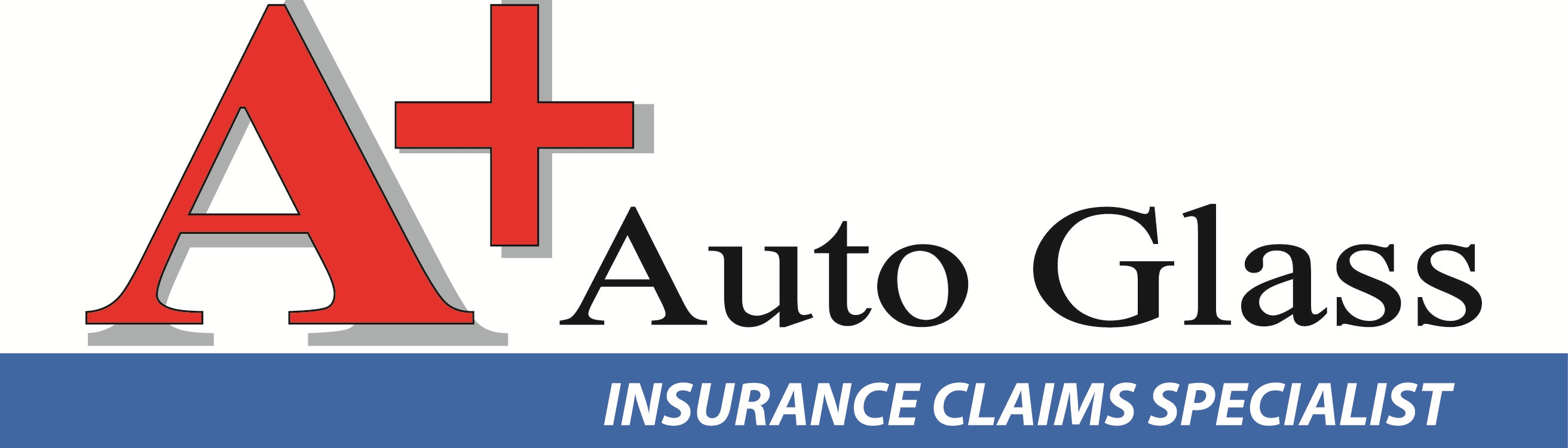 A Plus Auto Glass logo